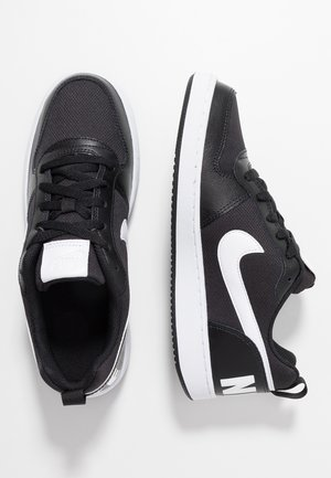COURT BOROUGH - Trainers - black/white