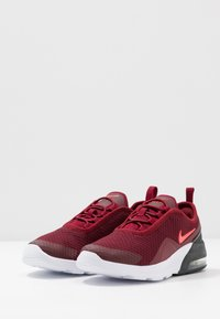Nike Sportswear - AIR MAX MOTION 2 - Mocassins - team red/bright crimson/black/white - 3