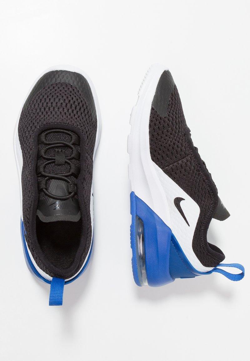 Nike Sportswear - AIR MAX MOTION 2 - Scarpe senza lacci - black/game royal/white