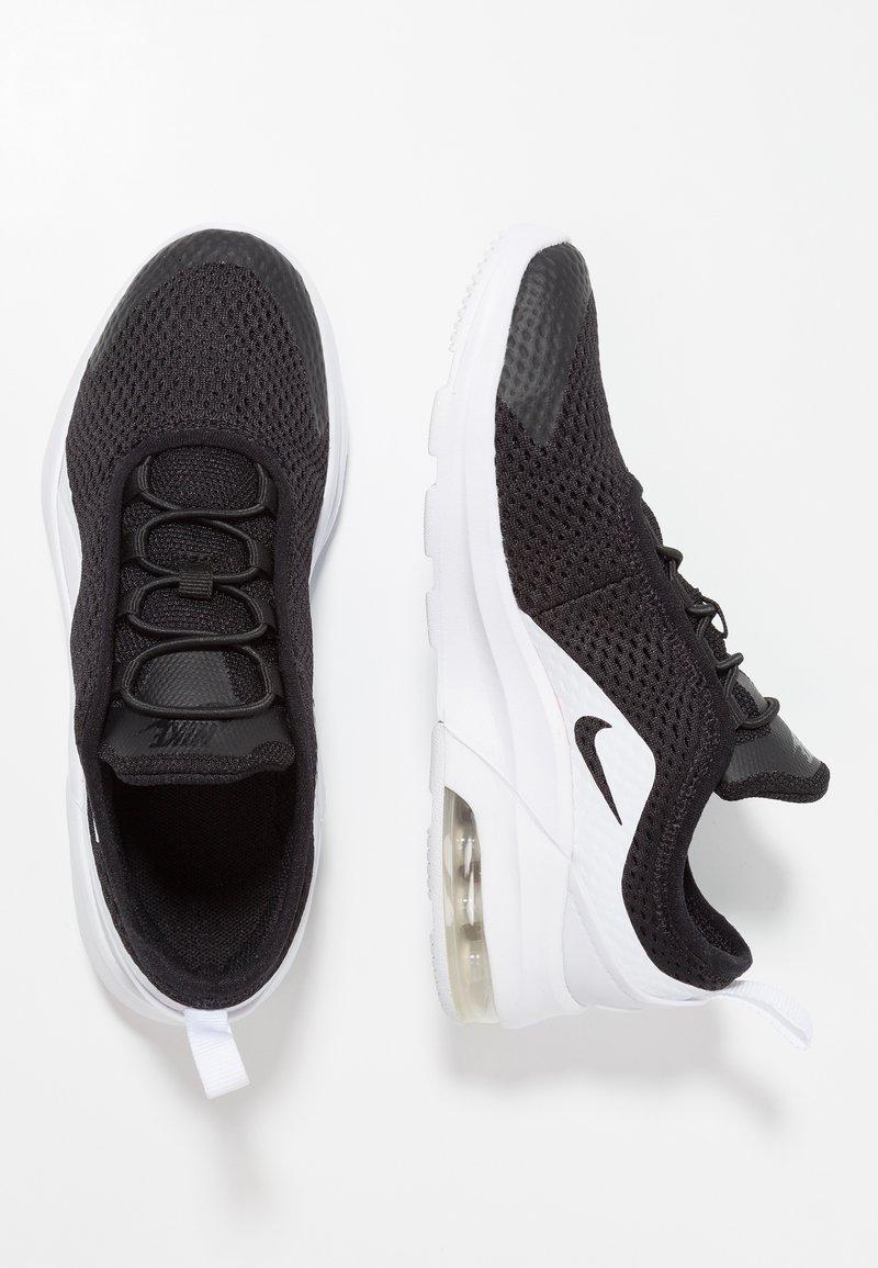 Nike Sportswear - AIR MAX MOTION 2 - Slipper - black/white