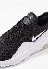 Nike Sportswear - AIR MAX MOTION 2 - Slipper - black/white - 2