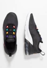 Nike Sportswear - AIR MAX MOTION 2 - Scarpe senza lacci - black/flash crimson/university gold/psychic purple - 0