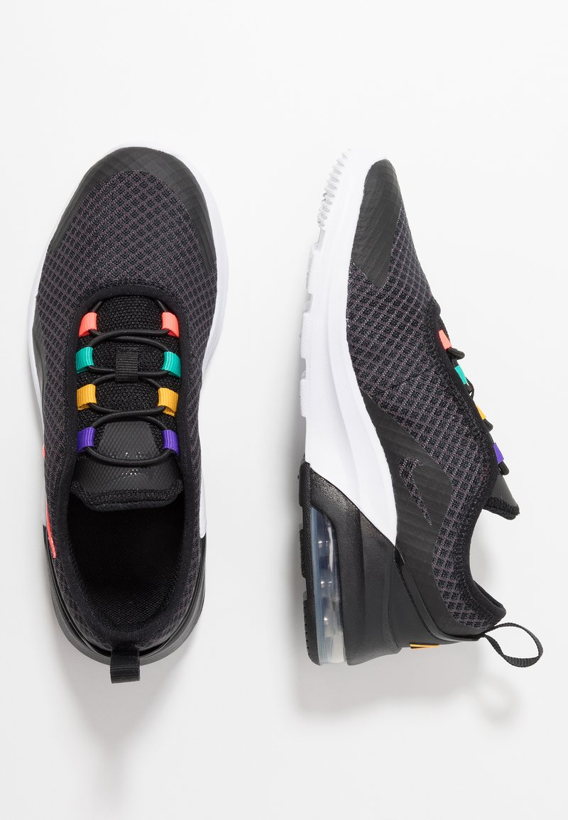 Nike Sportswear - AIR MAX MOTION 2 - Scarpe senza lacci - black/flash crimson/university gold/psychic purple