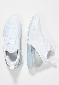Nike Sportswear - AIR MAX 270 - Trainers - white/silver - 1