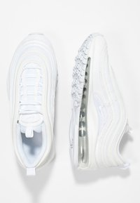 Nike Sportswear - AIR MAX 97 - Sneakers basse - white/silver - 1