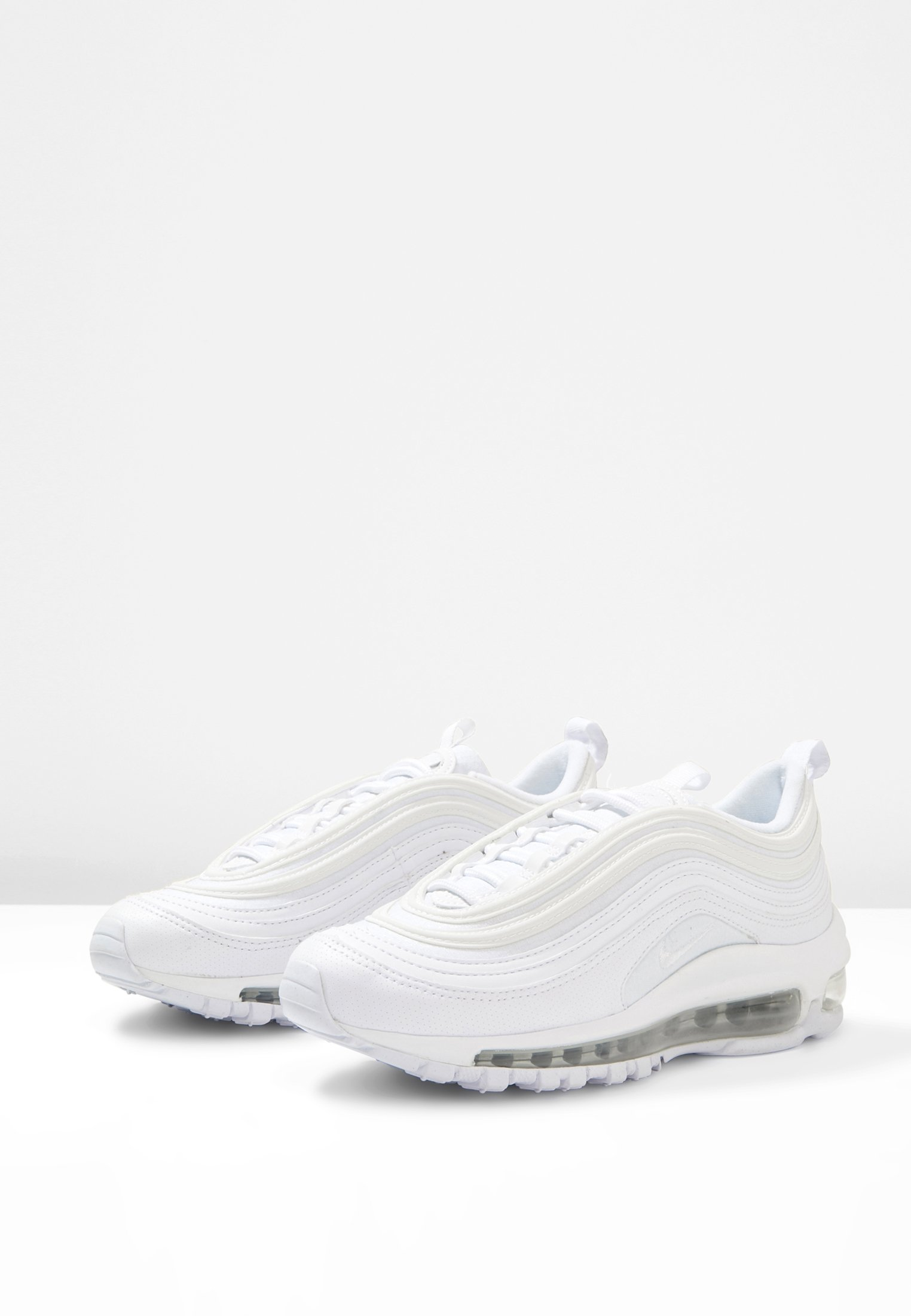 AIR MAX 97 Sneakers laag whitesilver