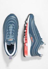 Nike Sportswear - AIR MAX 97 - Joggesko - monsoon blue/flash crimson - 1