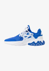 Nike Sportswear - REACT PRESTO - Baskets basses - hyper royal/white/black/volt - 1