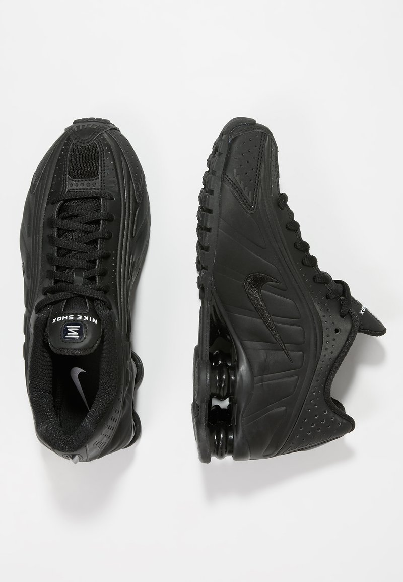 Nike Sportswear - SHOX R4 - Baskets basses - black