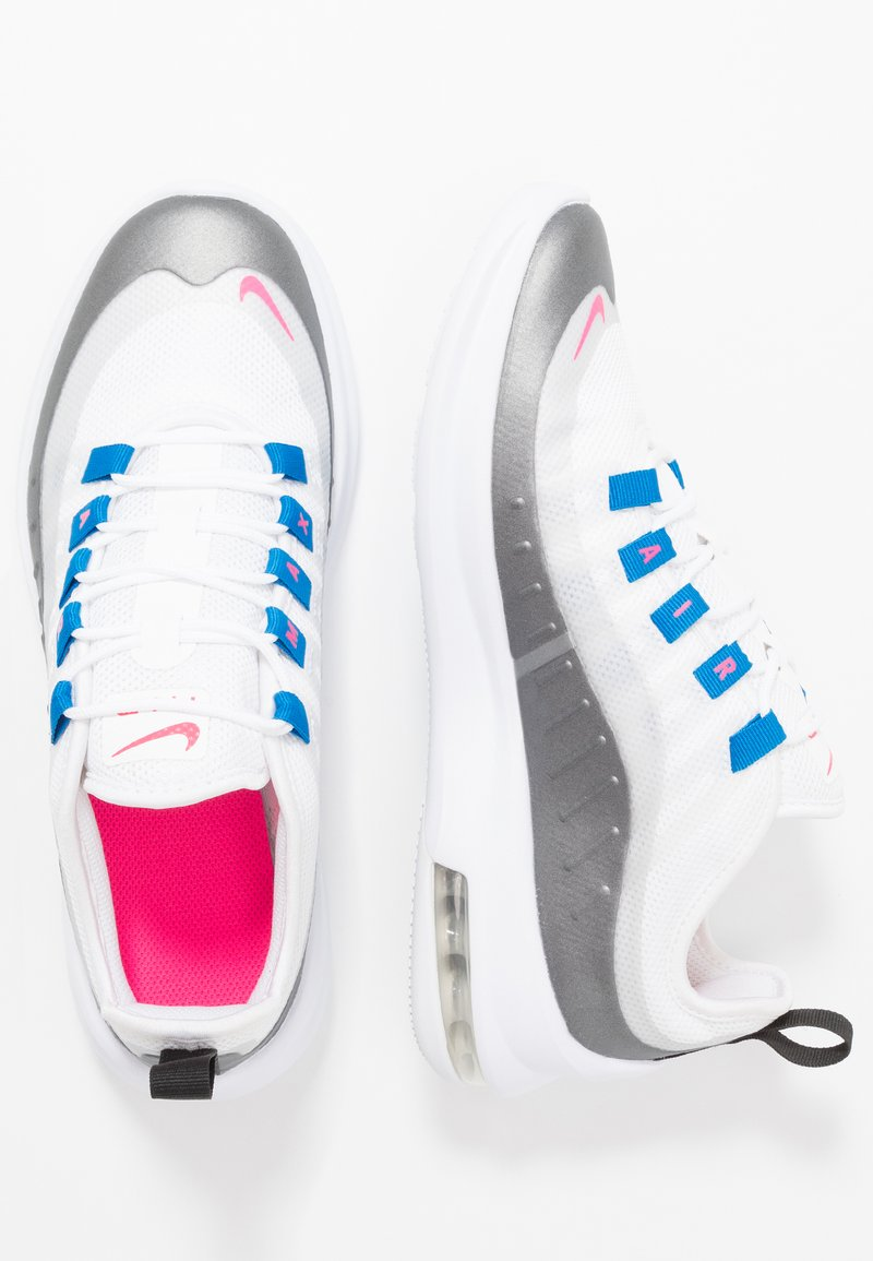 Nike Sportswear - AIR MAX AXIS - Baskets basses - white/hyper pink/black/photo blue