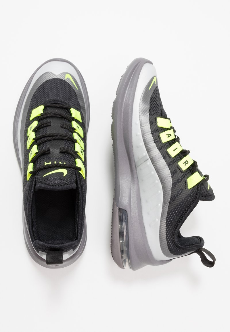 Nike Sportswear - AIR MAX AXIS - Baskets basses - black/volt/gunsmoke