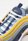 Nike Sportswear - AIR MAX 97 - Trainers - midnight navy/laser orange