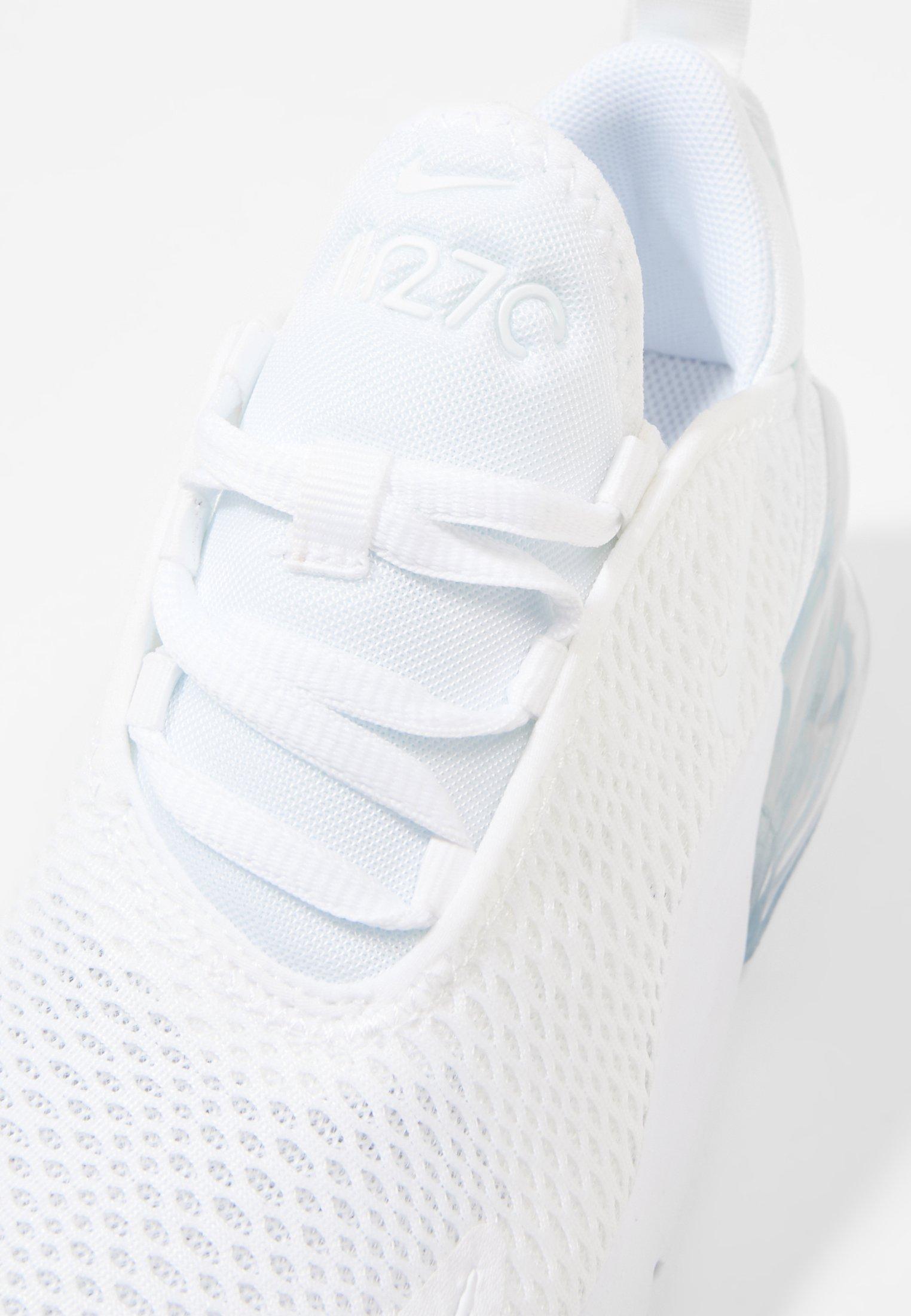 270Baskets mtlc Nike Sportswear white MAX silver AIR basses ymgbvYf76I