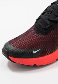 Nike Sportswear - AIR MAX 270 - Tenisky - black/reflect silver/bright crimson - 2