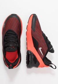 Nike Sportswear - AIR MAX 270 - Tenisky - black/reflect silver/bright crimson - 0