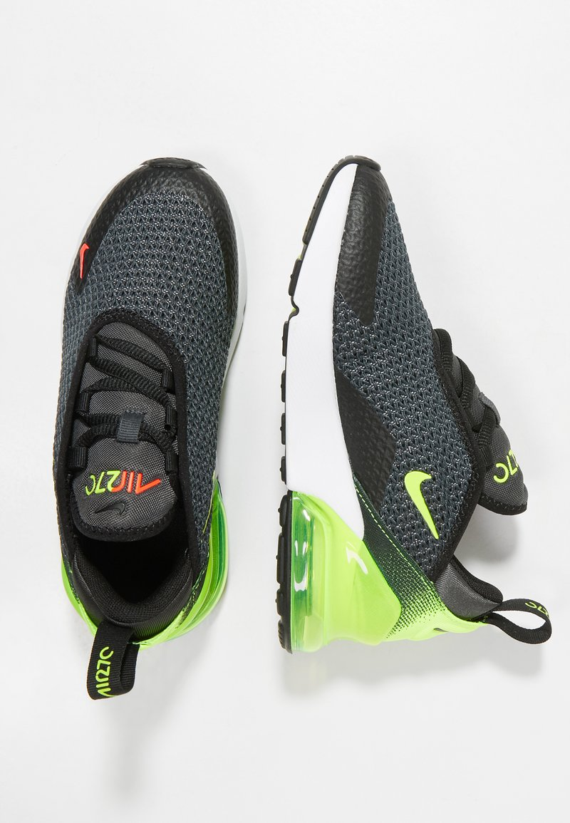 Nike Sportswear - AIR MAX 270 - Sneaker low - anthracite/volt/black/bright crimson