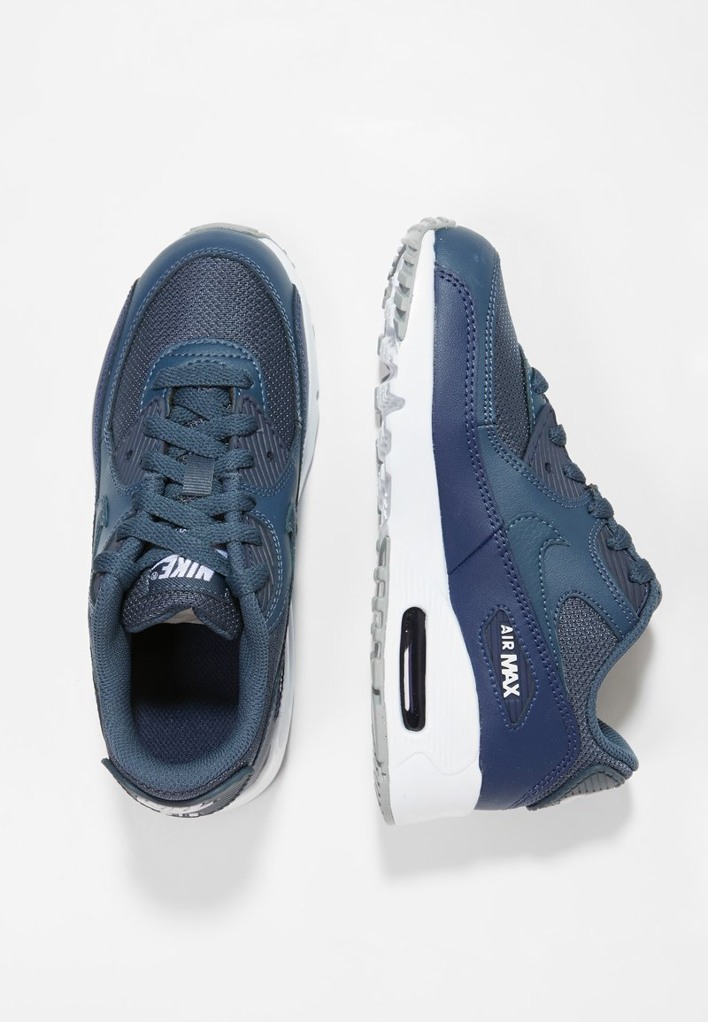 Nike Sportswear - AIR MAX 90 - Trainers - monsoon blue/midnight navy/white