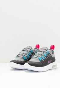 Nike Sportswear - AIR MAX AXIS - Sneakers basse - particle grey/purple/black/blue fury - 3