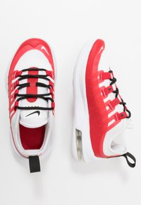 Nike Sportswear - AIR MAX AXIS - Sneakers basse - university red/white/black - 0