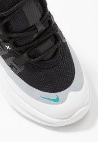 Nike Sportswear - AIR MAX AXIS - Sneakers basse - black/spirit teal/white/platinum tint - 2