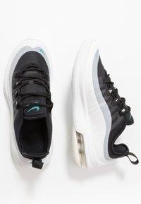 Nike Sportswear - AIR MAX AXIS - Sneakers basse - black/spirit teal/white/platinum tint - 0