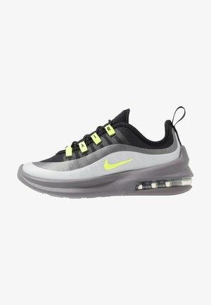 AIR MAX AXIS - Sneakersy niskie - black/volt/gunsmoke