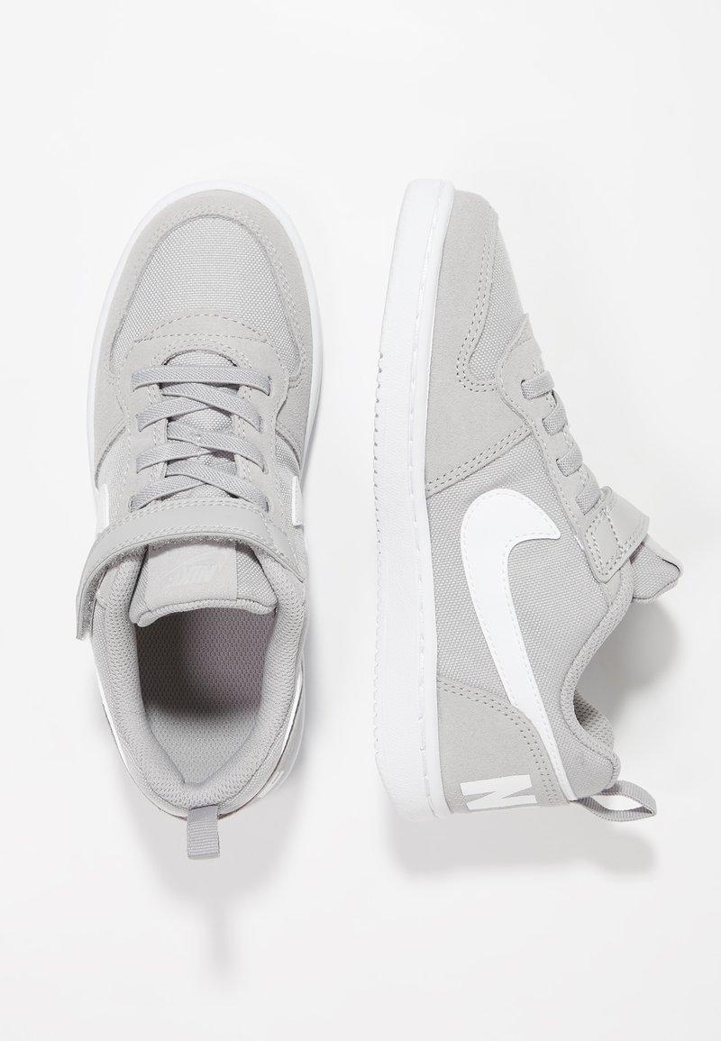 Nike Sportswear - COURT BOROUGH - Trainers - atmosphere grey/white