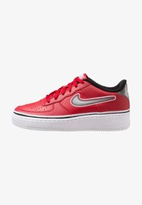 Nike Sportswear - AIR FORCE 1 SPORT  - Baskets basses - varsity red/black/white - 1