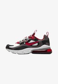 iron grey/black/white/red