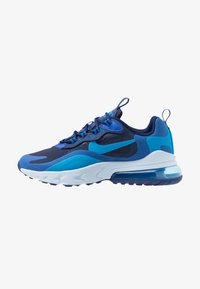 Nike Sportswear - AIR MAX 270 REACT - Sneakers - blue void/blue stardust/coast/topaz mist/photo blue - 1