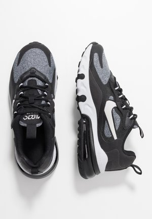 AIR MAX 270 REACT - Trainers - black/vast grey/off noir/white