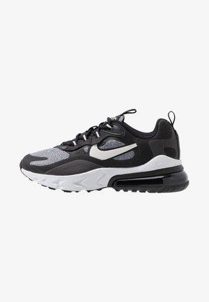 AIR MAX 270 REACT - Sneakers - black/vast grey/off noir/white