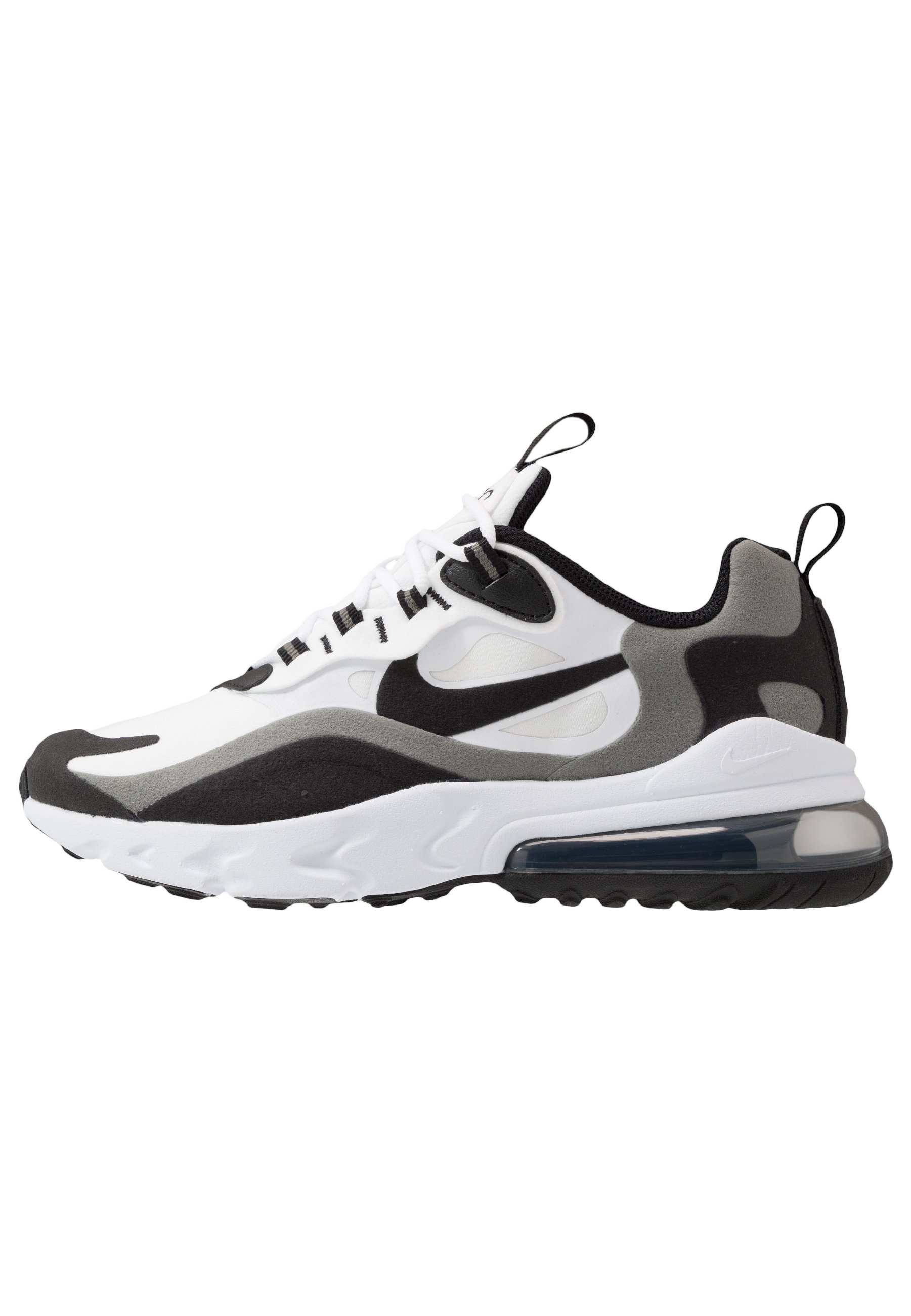 AIR MAX 270 REACT Sneakers laag whiteblackmetallic pewter