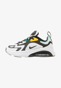 Nike Sportswear - NIKE AIR MAX 200 SCHUH FÜR JÜNGERE KINDER - Sneaker low - white/black/bright crimson/university gold - 1