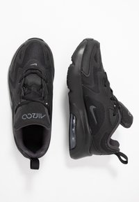 Nike Sportswear - AIR MAX 200 - Tenisky - black/anthracite - 0