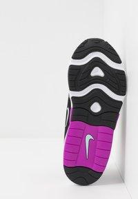 Nike Sportswear - AIR MAX 200 - Baskets basses - black/metalic silver/thunder grey/aurora green/hyper violet/barely volt - 5