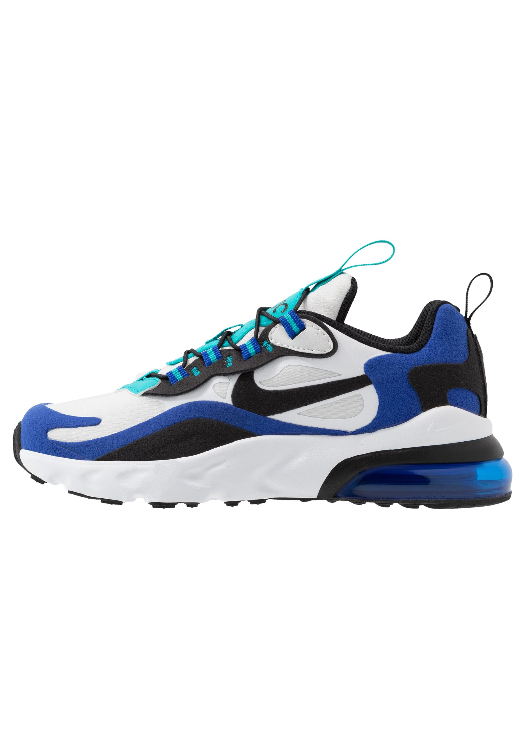 NIKE AIR MAX 270 RT BP Sneakers laag whiteblackhyper blueoracle aqua