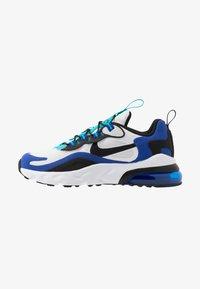 Nike Sportswear - NIKE AIR MAX 270 RT BP - Sneakers laag - white/black/hyper blue/oracle aqua - 1