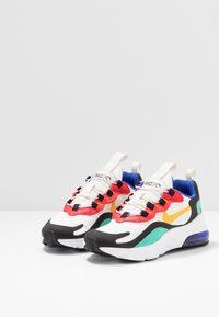Nike Sportswear - NIKE AIR MAX 270 RT BP - Sneakers laag - phantom/university gold/kinetic green/university red