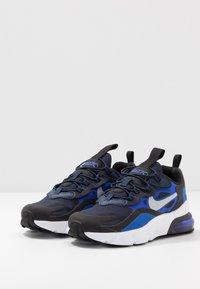 Nike Sportswear - NIKE AIR MAX 270 RT BP - Sneakers laag - midnight navy/metallic silver/racer blue/black - 3