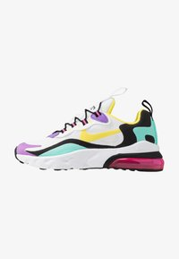 Nike Sportswear - AIR MAX 270 RT - Loafers - black/bicycle yellow/teal tint/violet star - 1