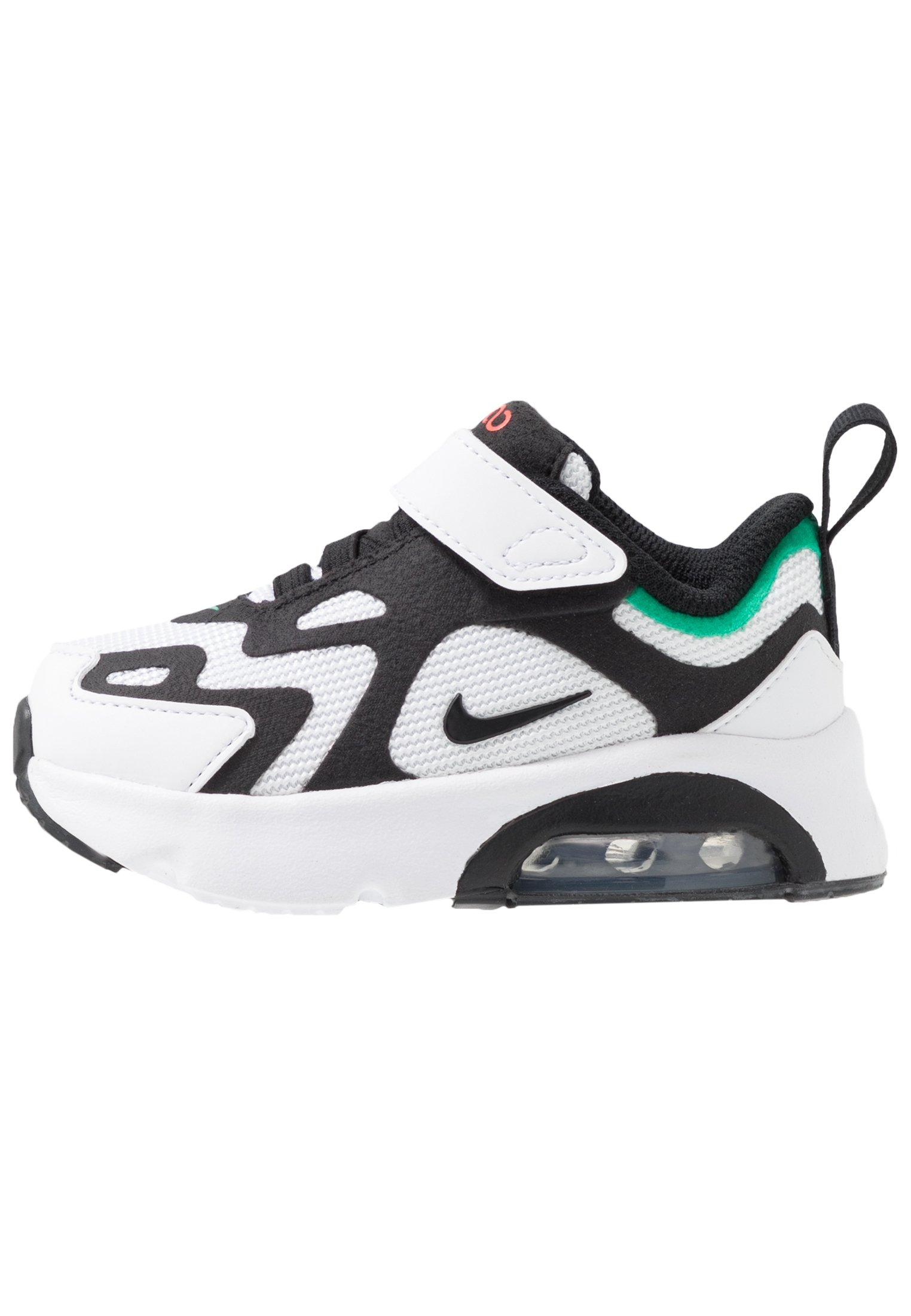 Nike Sportswear AIR MAX 200 Baskets basses whiteblack