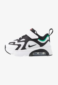 Nike Sportswear - AIR MAX 200 - Tenisky - white/black/bright crimson/university gold - 1