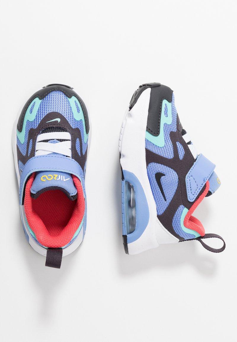 Nike Sportswear - AIR MAX 200 - Matalavartiset tennarit - royal pulse/oil grey/light aqua/ember glow