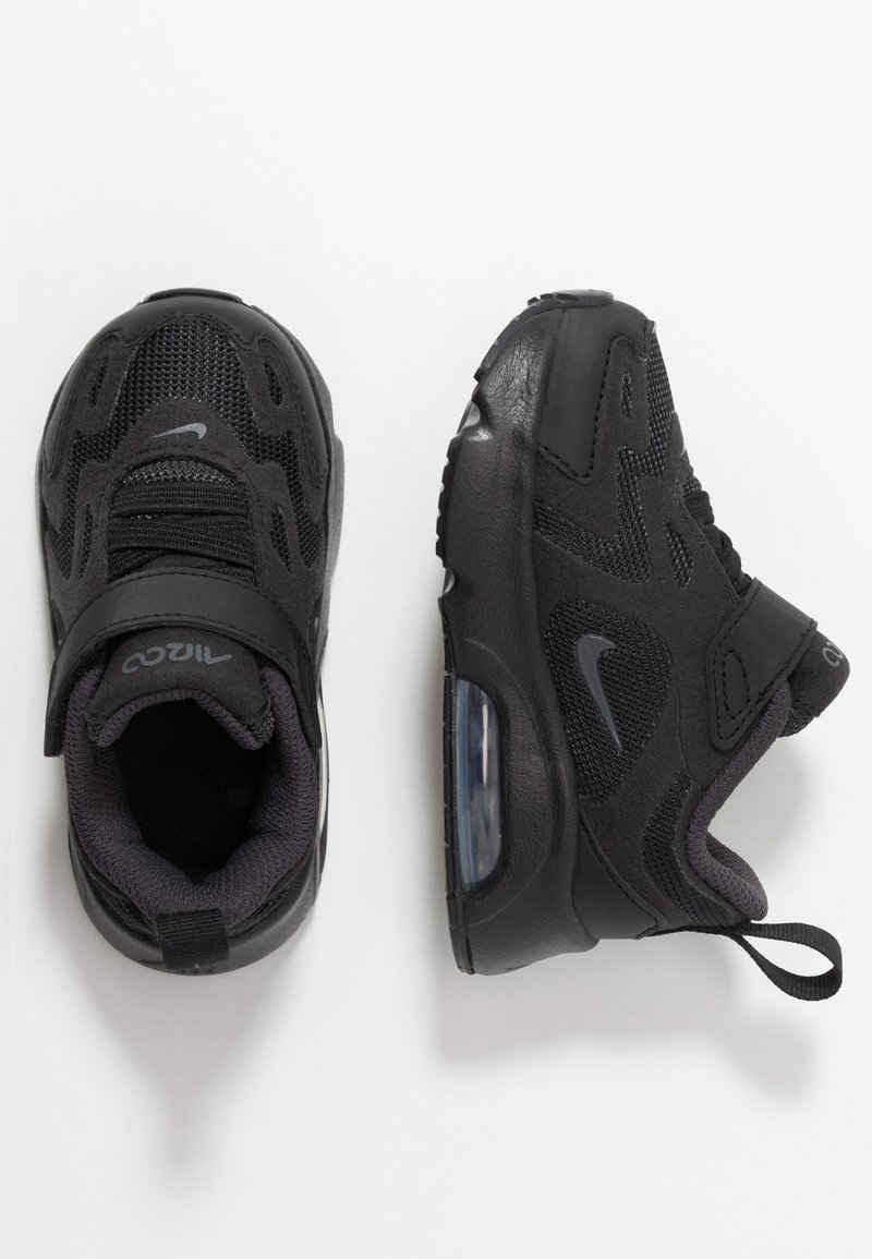 Nike Sportswear - AIR MAX 200 - Sneakers laag - black/anthracite
