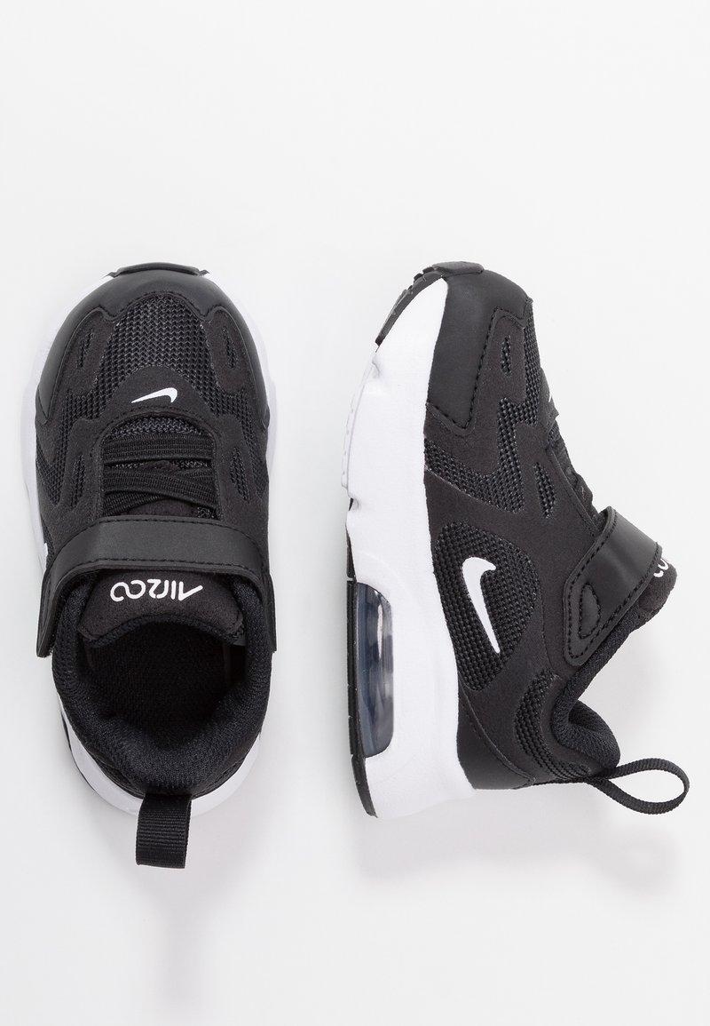 Nike Sportswear - AIR MAX 200 - Tenisky - black/white