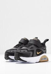 Nike Sportswear - AIR MAX 200 - Sneakers laag - black/metallic gold/anthracite - 3