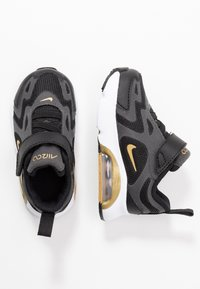 Nike Sportswear - AIR MAX 200 - Sneakers laag - black/metallic gold/anthracite - 0