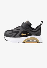 Nike Sportswear - AIR MAX 200 - Sneakers laag - black/metallic gold/anthracite - 1
