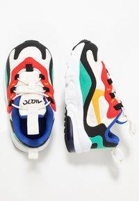Nike Sportswear - AIR MAX 270 RT - Sneakers basse - phantom/university gold/kinetic green/university red - 0